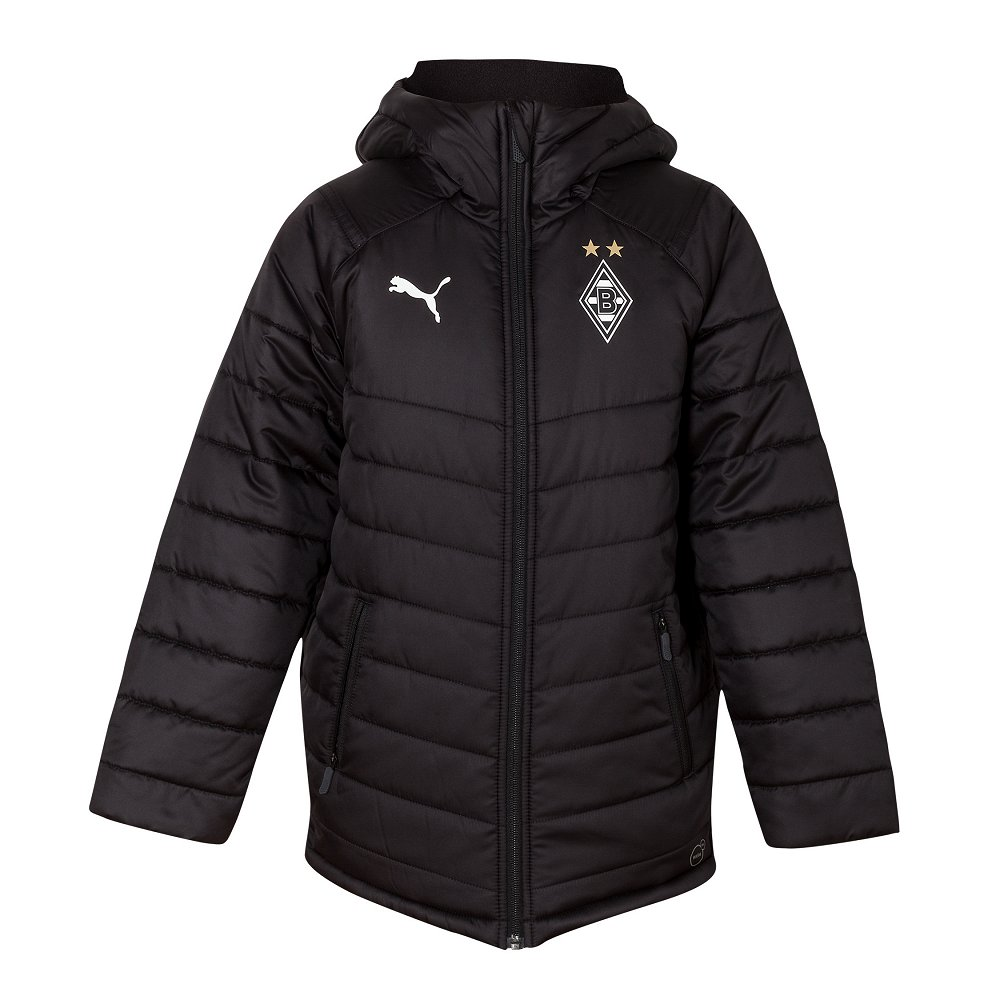 Puma winter jacket kids