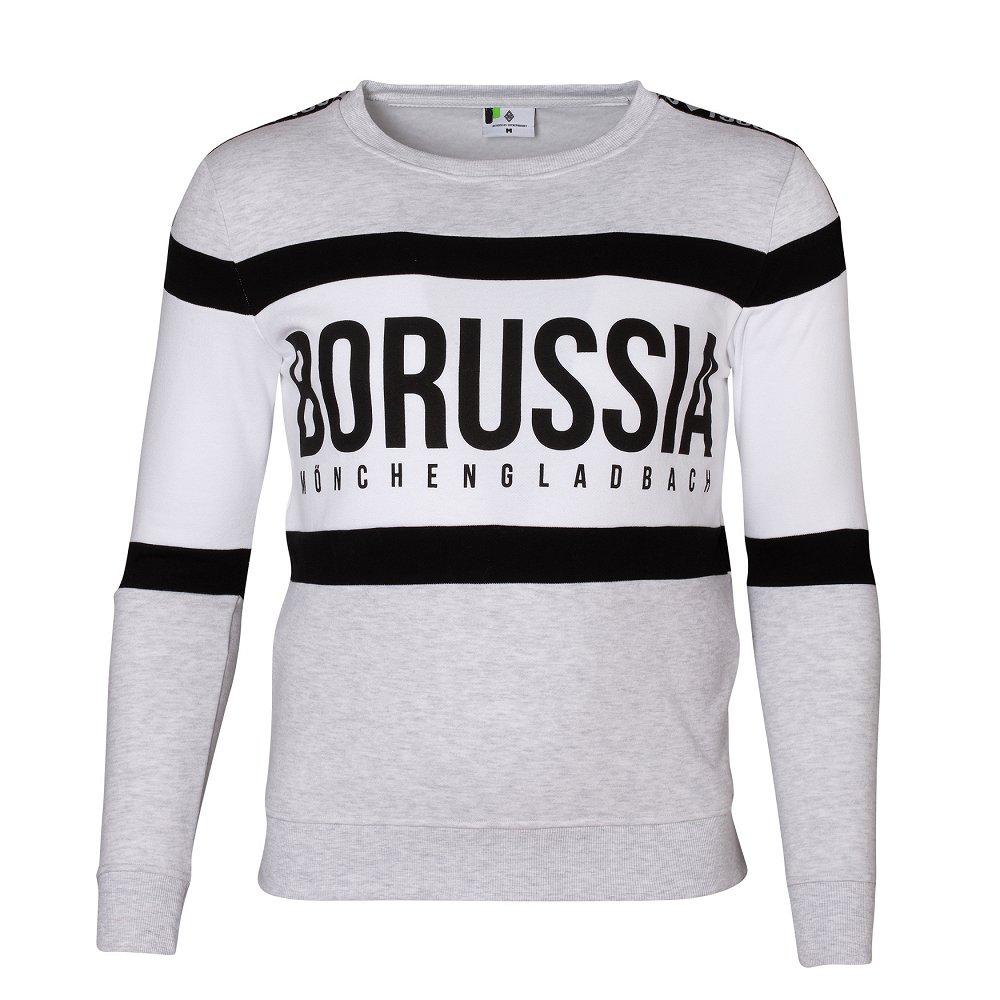 "Herren-Sweater ""Black Stripes"""