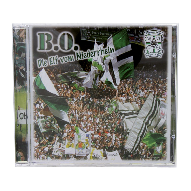 "CD ""Best of B.O."""