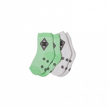 Baby-Stoppersocken 2er-Set