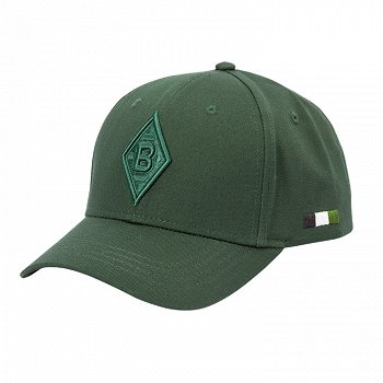 "Baseball-Cap ""dark green"""