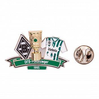"""Pin """"Pokalsieger 1995"""""""