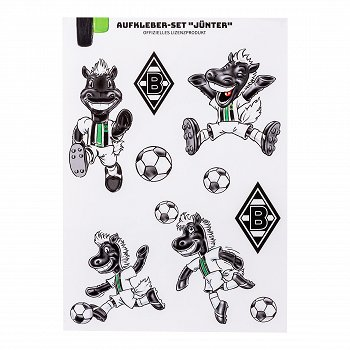 "Sticker Set ""Jünter"""