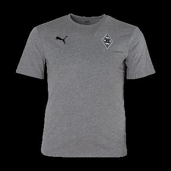 "Shirt ""Badge"" grey"