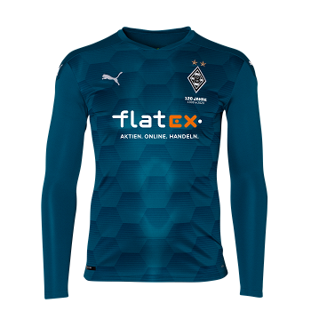 Goalkeeper replica shirt