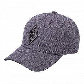 """Baseball-Cap """"Pure Grey"""""""