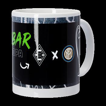 """Begegnungstasse """"Inter Mailand"""""""