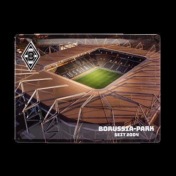 """Blechschild """"Borussia Park"""""""