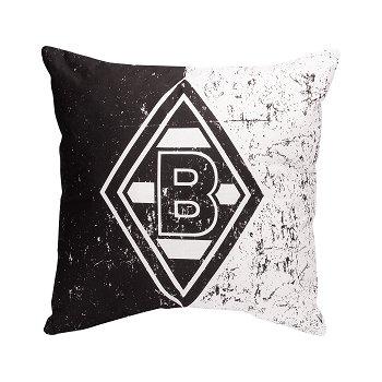 """Cushion """"Schwarz-Weiß"""""""