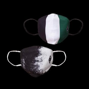 mask 2er Set