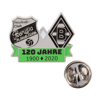 120th Anniversary Pin