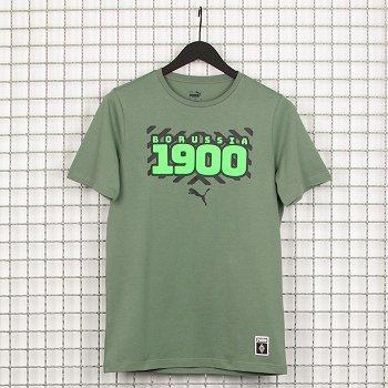 "T-Shirt ""FtblCore"" grün"