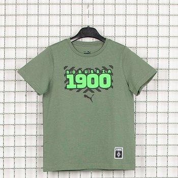 "Kinder-Shirt ""FtblCore"" grün"