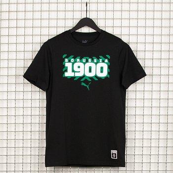 "T-Shirt ""FtblCore"" schwarz"