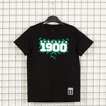 "Kinder-Shirt ""FtblCore"" schwarz"
