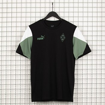"Puma Shirt ""FtblCulture"" black"