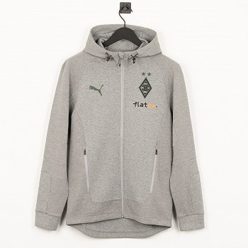 Puma leisure jacket grey