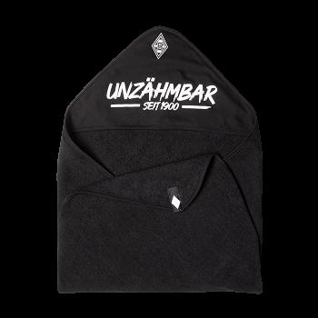 """Baby towel """"Unzähmbar"""""""