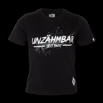 "Mini-Shirt ""Unzähmbar"""