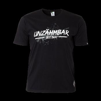"""Mens-Shirt """"Unzähmbar"""""""