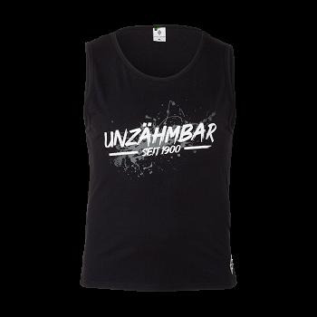 """Herren-Trägershirt """"Unzähmbar"""""""