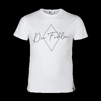 "Herren-Shirt ""Signature"" weiss"