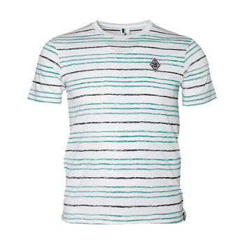 "Mens-Shirt""Color Lines"""