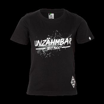 "Kinder-Shirt ""Unzähmbar"""