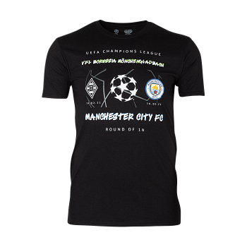 "T-Shirt ""Manchester City Round of 16 I"""
