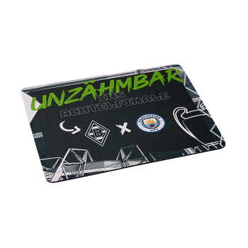 "Mousepad ""Man City"""