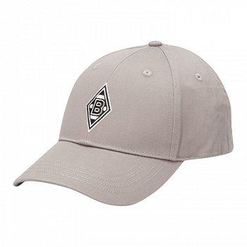 Baseball-Cap Classic Grau