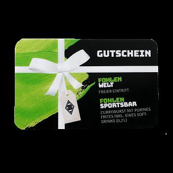 "Gift Card ""Fohlenwelt"""